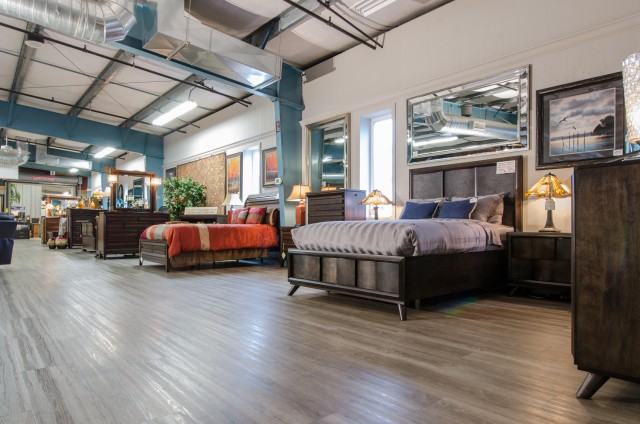 The Old Cannery Gets New Hot And Heavy Flooring Off The