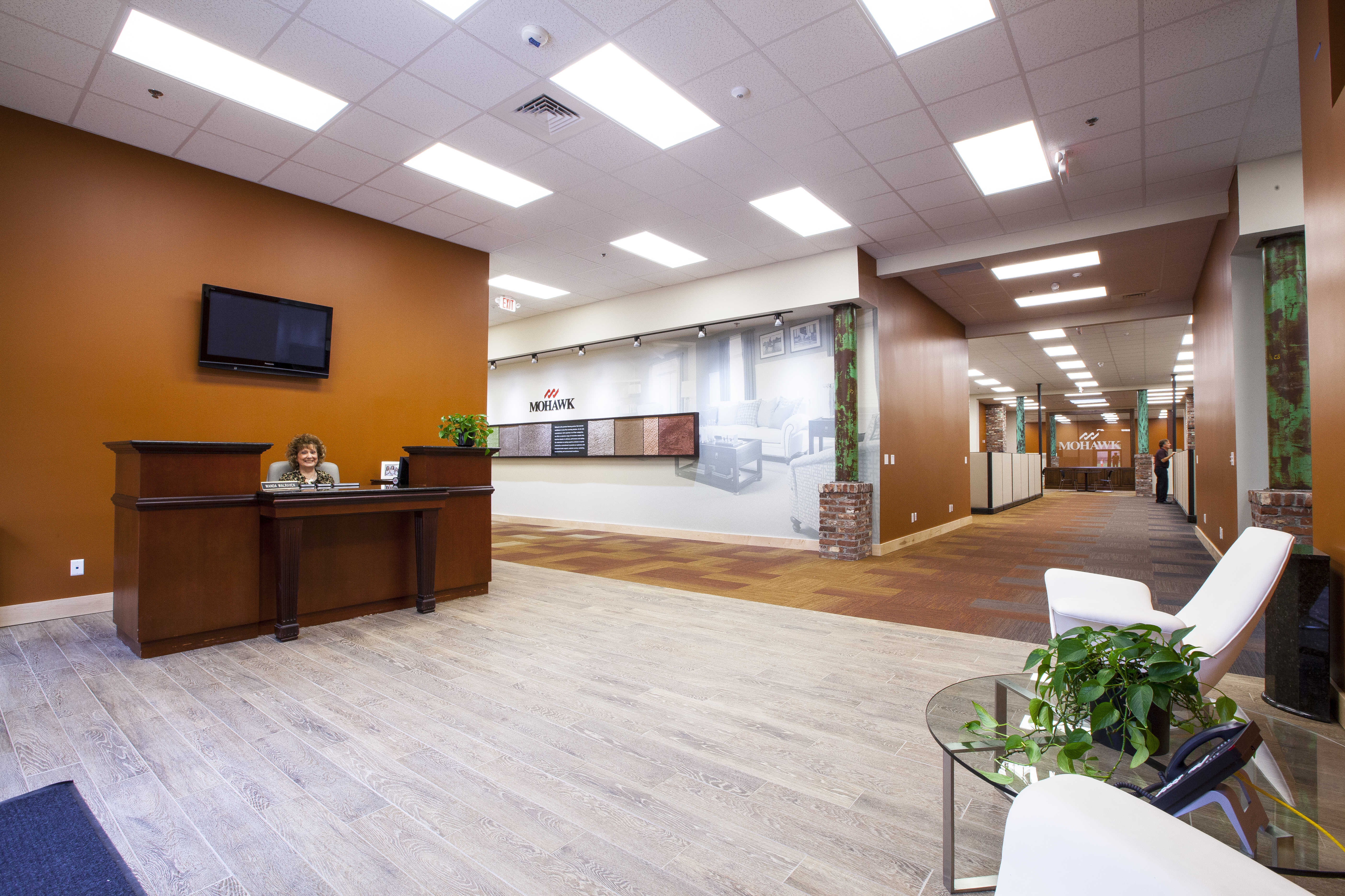 From Spinning Yarn To Achieving Gold Mohawk Group - Who sells mohawk flooring