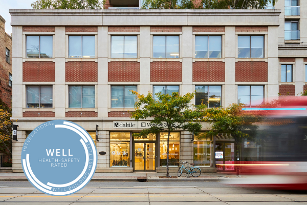 Mohawk Group's WELL Health-Safety Rated Certified Commercial Flooring Toronto Showroom